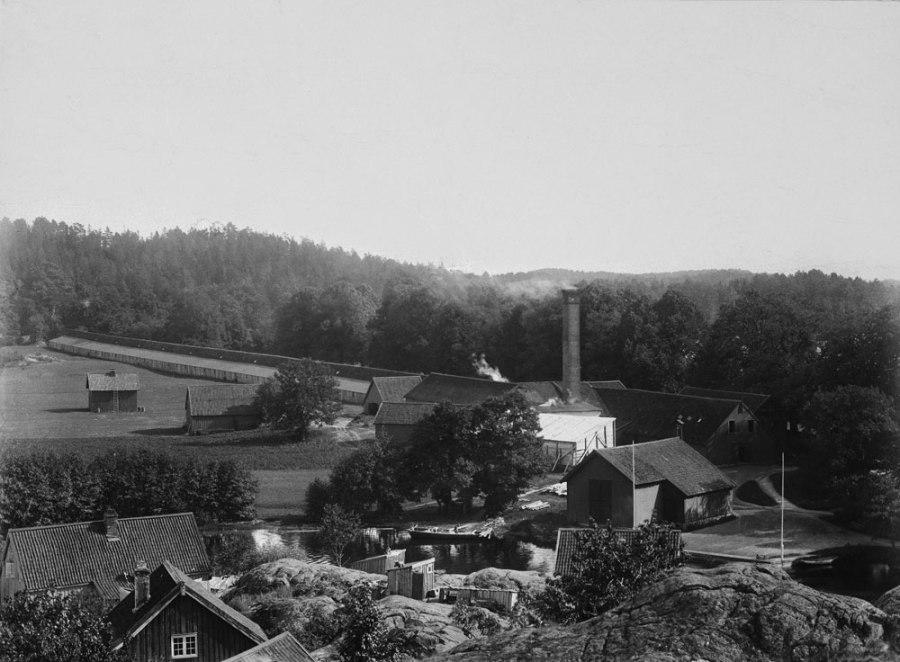Tangen Reperbane ca 1930 HH