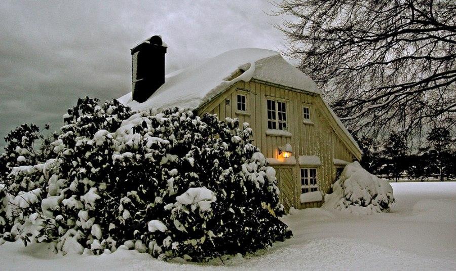 Tangen gård - lysthuset HH