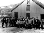 Tangen arbeidsstokken 1930 HH