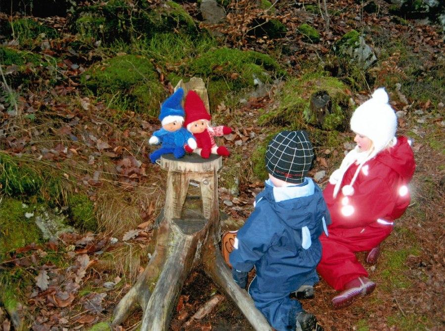 Jul i Heimarnæs Foto: HH