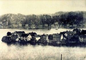 Gæstgiver Kolbjørnsviktangen før 1880 HH