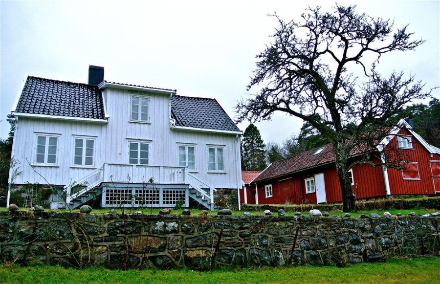 Flødevigen gård Foto: Ulrik-S