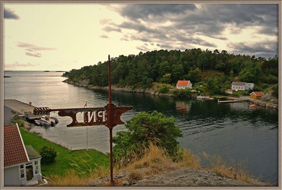 Flødevigen sommer 2013. Foto Dag Henriksen