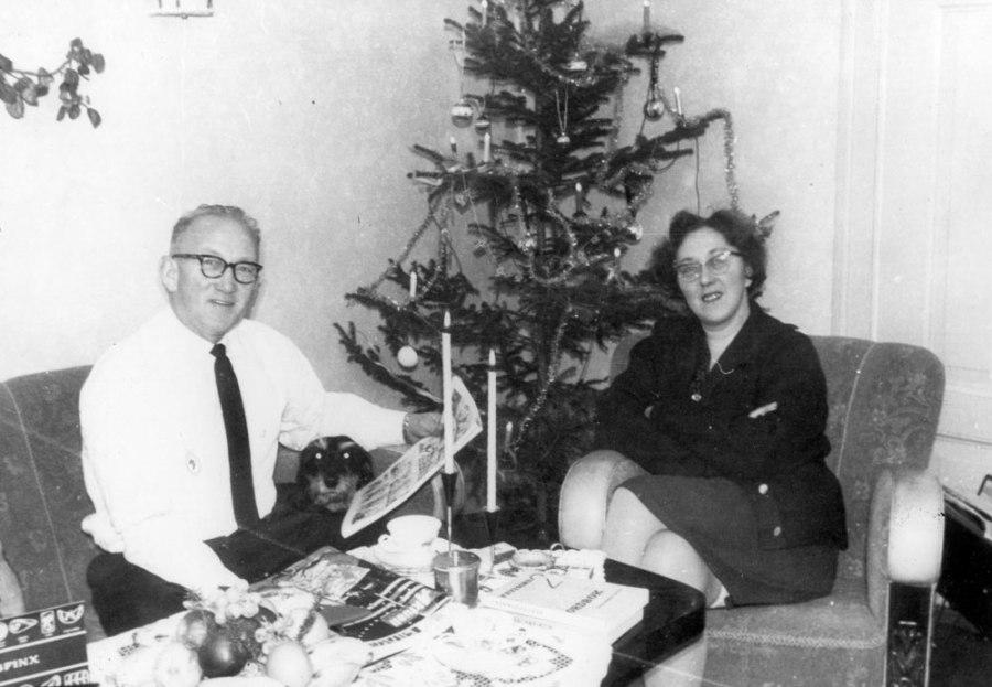 Jul på Store Torungen HH