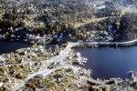 Flyfoto over Strømmen ca 1980