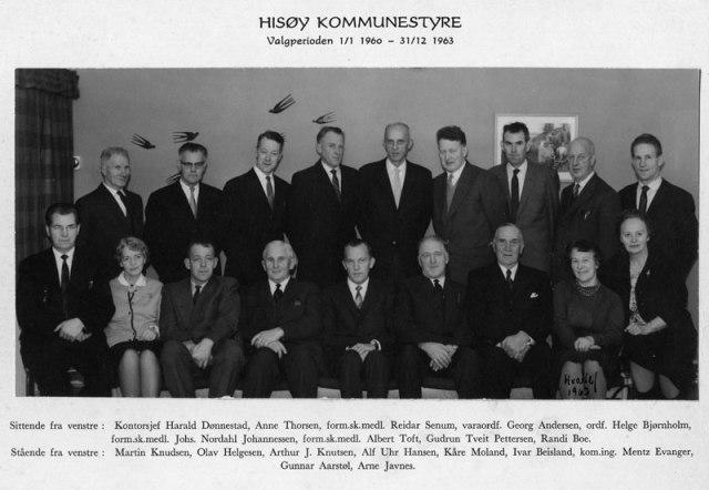 hisoy-kommunestyre-1963